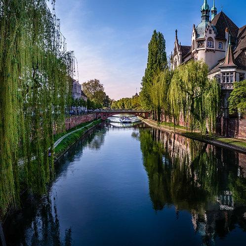 Canais de Strassburg