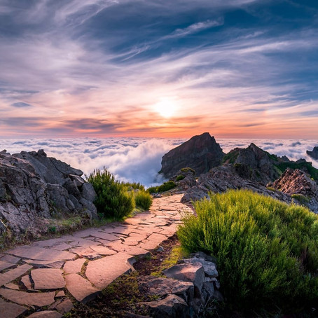 A História por Trás das Fotos - Caminho Para o Céu