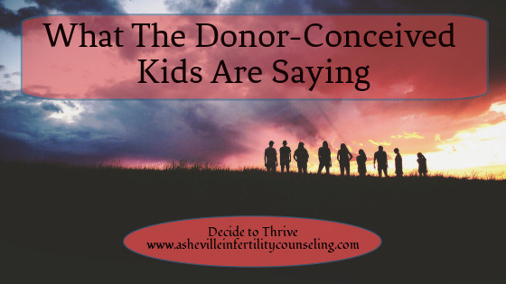 Talking to Donor Conceived Kids
