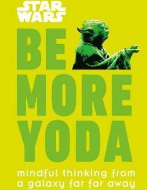 Star Wars: Be More Yoda mindfulness book