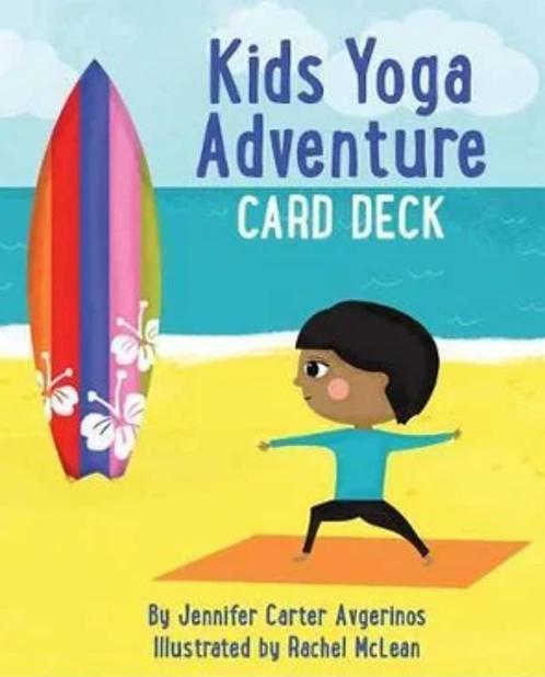Card Deck: Kids Yoga Adventure