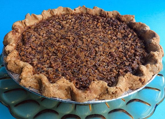 Gluten Free Maple Pecan Pie