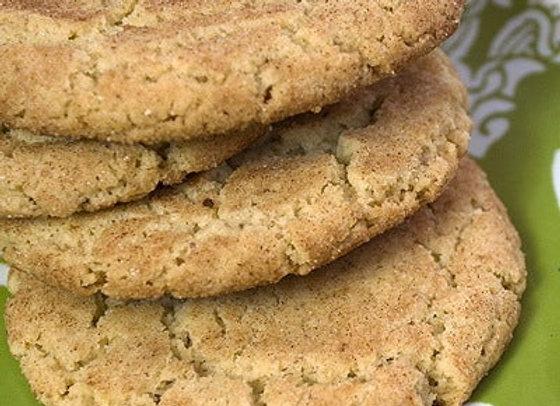 snickerdoodle cookie