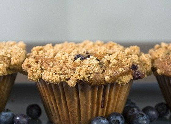 marry me blueberry muffins