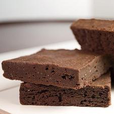 gf fudge brownie
