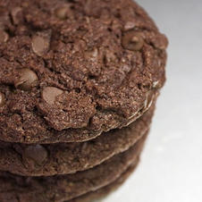 chocolate xo cookie