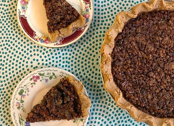 Pie by the Slice: Maple Pecan