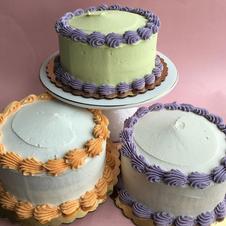 6 inch cake