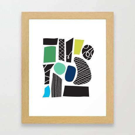 Society6 Wall Print