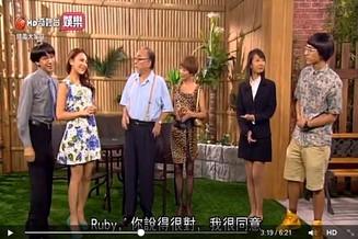 I-CABLE 有線電視《掃毒大家庭》節目錄影