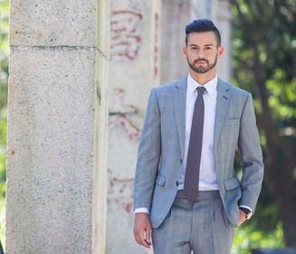 Anthony- Bespoke 專業度身訂造西裝裁縫店