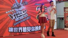 racheal成功入選《中國好聲音》香港區選拔賽20強!