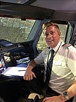 Resilient Pilot Mentor David