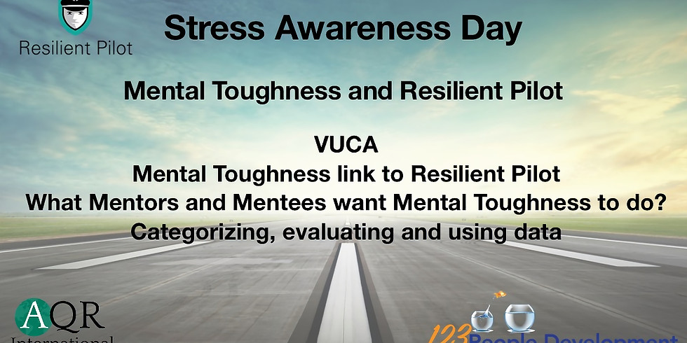 Mental Toughness and Resilient Pilot - Sam Sloan