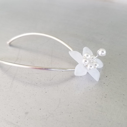 Bloom Flower Girl Hair Pins