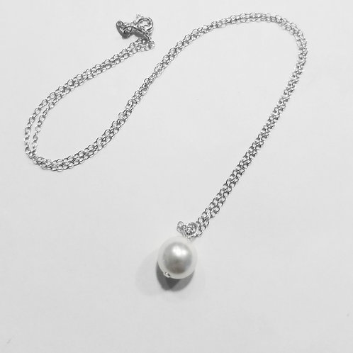 Choice of Swarovski Crystals, Swarovski Pearls or genuine pearls | STERLING HAIRPINS