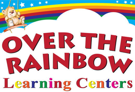 Over The RainbowLearning Centers Logo