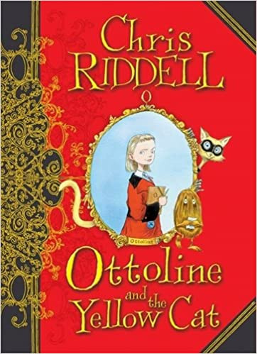 The Ottoline Series by Chris Riddell