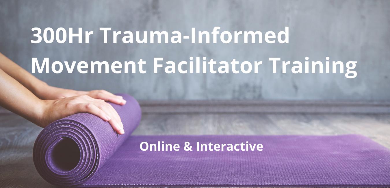 20Hr Trauma-Informed & Community Yoga (7