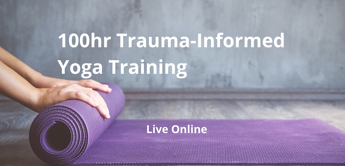 20Hr Trauma-Informed & Community Yoga (9