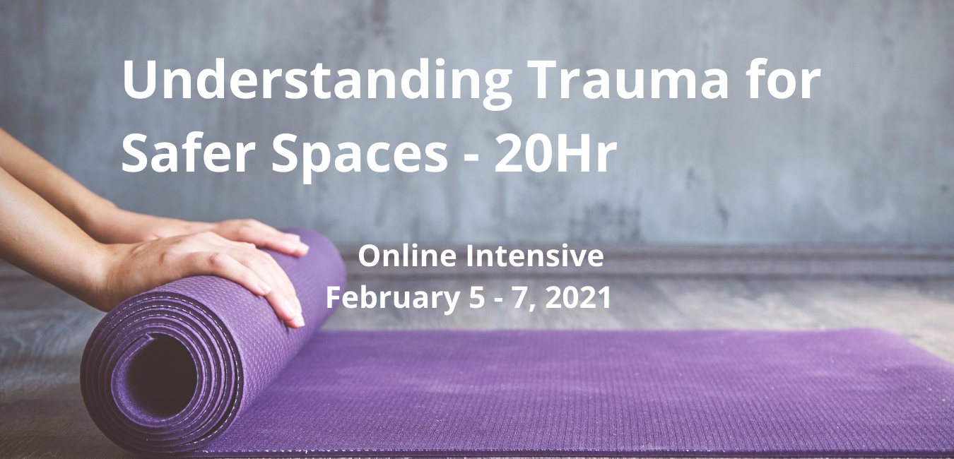 20Hr Trauma-Informed & Community Yoga (2