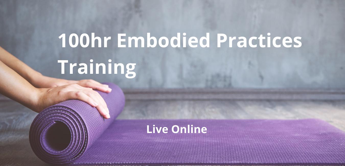 20Hr Trauma-Informed & Community Yoga (8