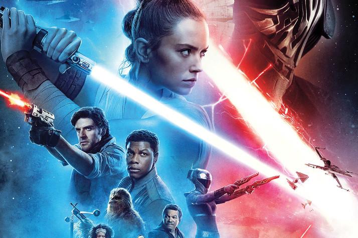 Elenco de Star Wars visita a Disney