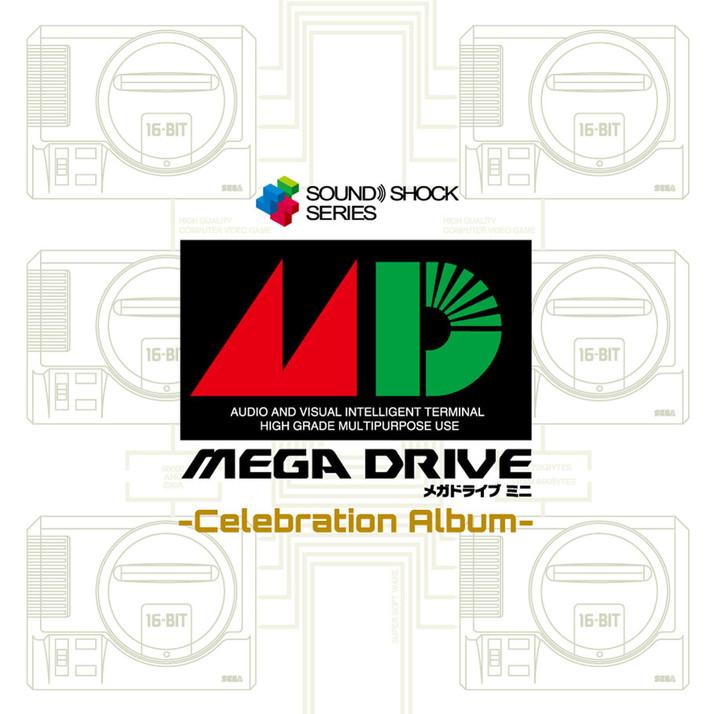 Mega Drive Mini Celebration Album
