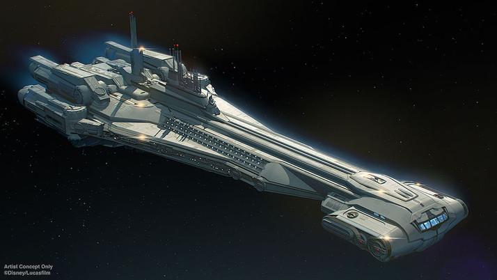 Star Wars - Galactic Starcruiser: saiba como será sua experiência no Hotel de Star Wars.