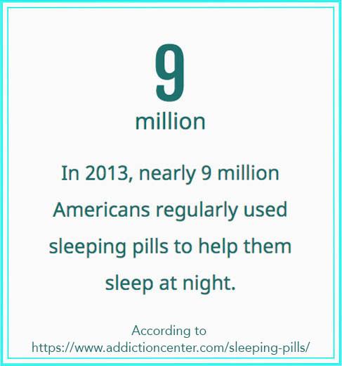 Sleeping Pill Usage Stats