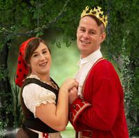 Cinderella & Prince Percy