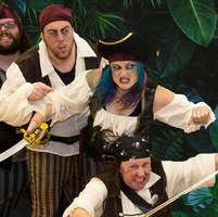 Pirates in Treasure Island