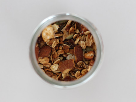 Go Nuts with Nuts