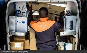 Postnl parcels delivery