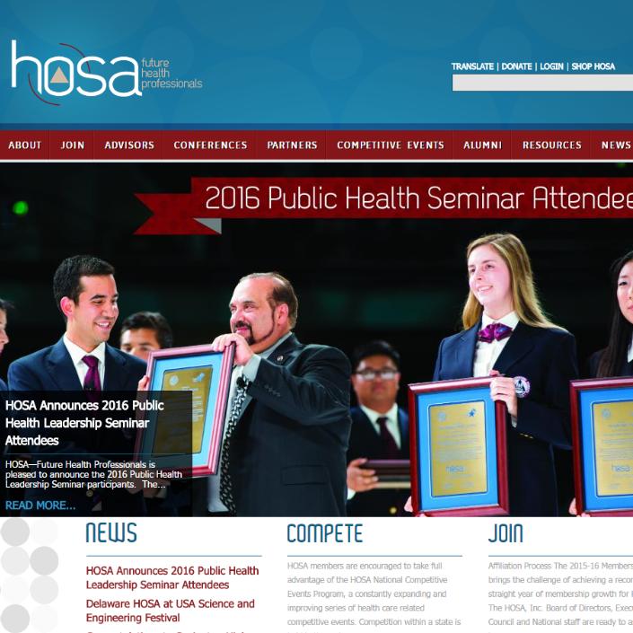 HOSA-Future Health Professionals