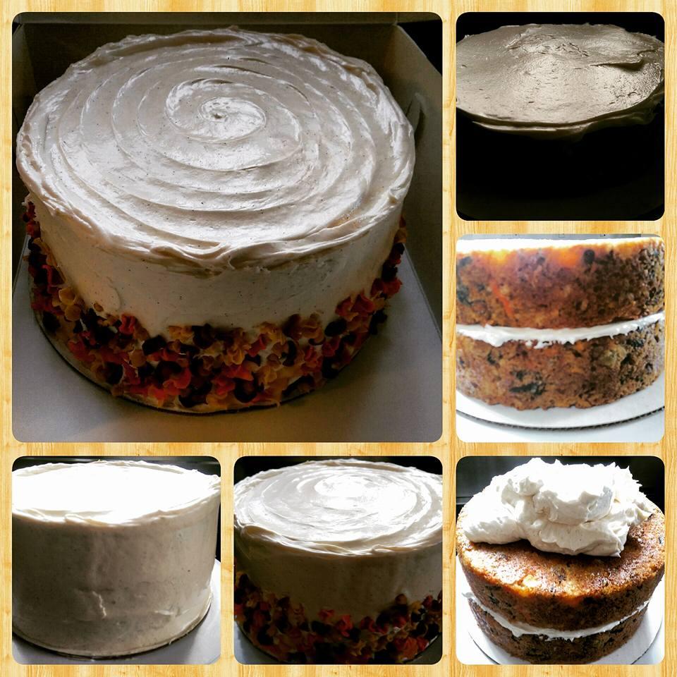 14 Karrot Cake