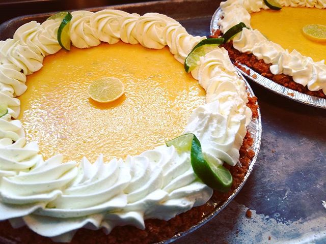 Mexican Key Lime Pie