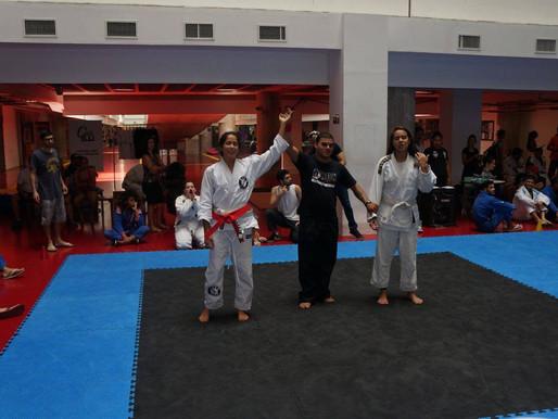 Primeiro campeonato de Jiu Jitsu na UFABC