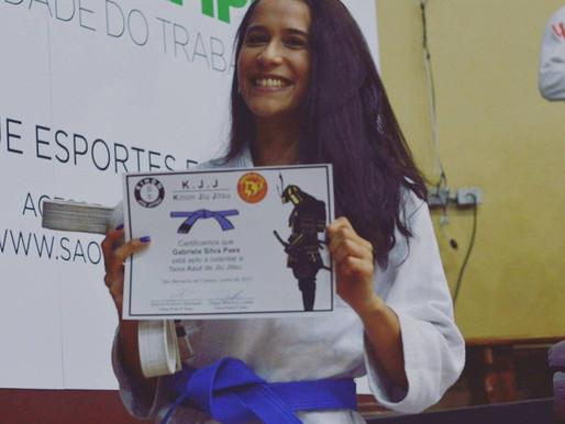 Graduação Jiu Jitsu