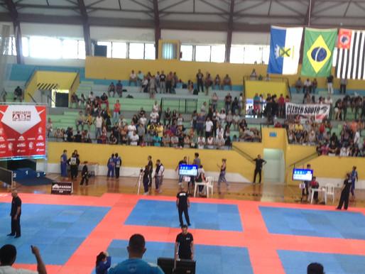 Primeiro Campeonato de Jiu Jitsu