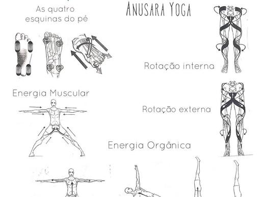 Alinhamentos na prática de yoga