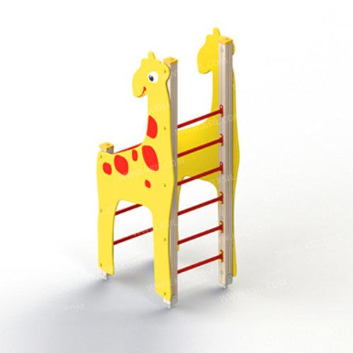 6151 - Детский спортивный комплекс «Жираф»