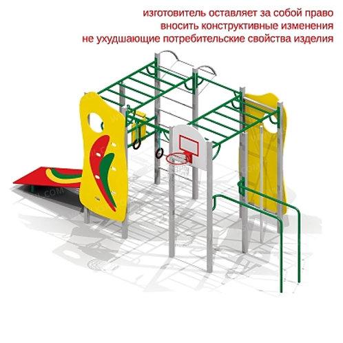 """6499 - Детский спортивный комплекс """"Атлант"""""""