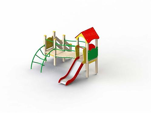 5119 - Детский игровой комплекс