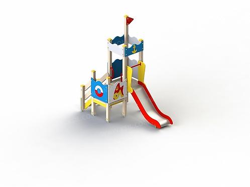 """5294 - Детский игровой комплекс """"Золотая рыбка"""""""