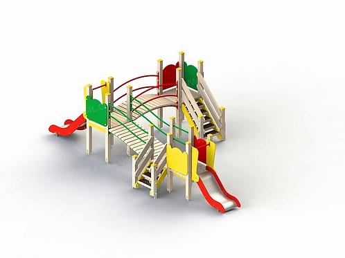 5113 - Детский игровой комплекс