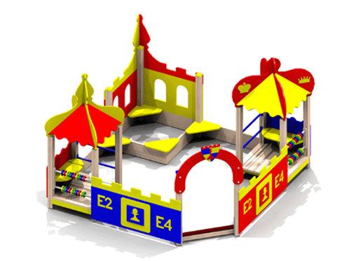 4269 - Песочный дворик «Шахматный клуб»