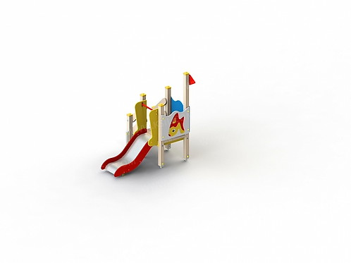 """5295 - Детский игровой комплекс """"Золотая рыбка"""""""