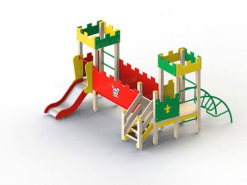 5288 - Детский игровой комплекс «Крепость»