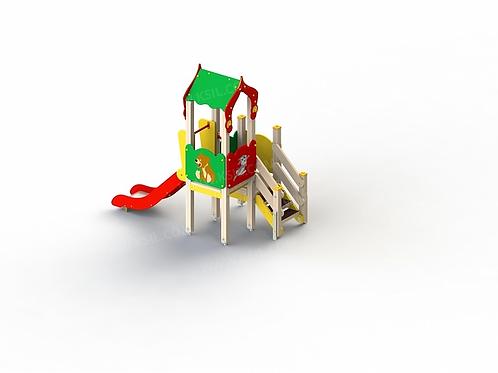 5220 - Детский игровой комплекс «Лесная сказка»